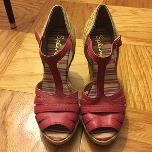 Splendid Wedge Sandals